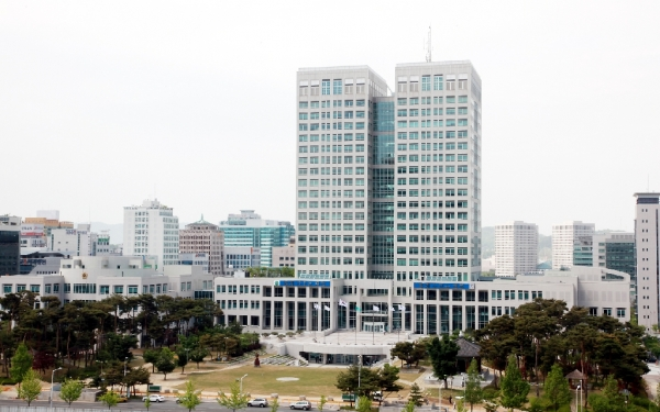 대전시청.